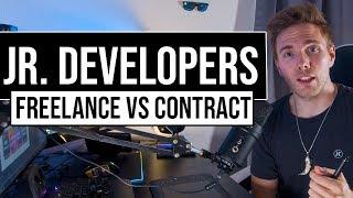 Jr. Developers   Freelance Vs Contract - #grindreel