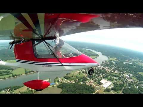 Titan Tornado Flys The Tennessee River