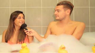 Anais (Les Vacances des Anges) dans le bain de Jeremstar - INTERVIEW