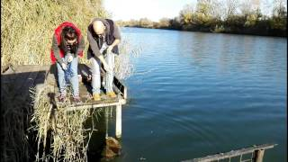 Magnet fishing e09 - Magnet Lady and the gunbox