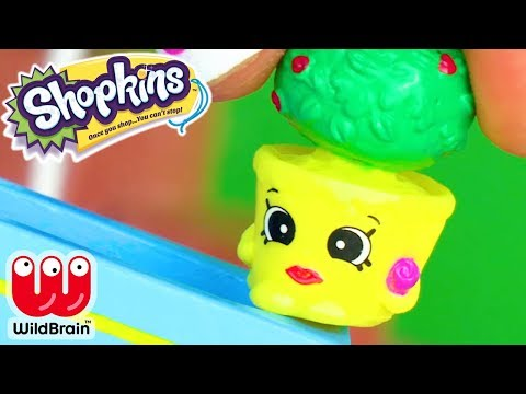 SHOPKINS - SUPER TOYS COMPILATION: Shopkins, Grossery Gang, Slime, Pretend Play 🌈 RaInBoW PoP 7