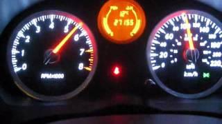 Nissan Sentra SER SPEC V 0-130 KM/h