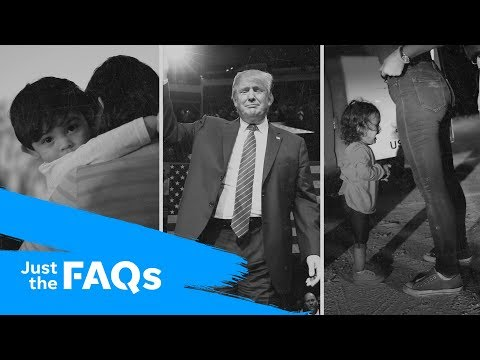 Trump stops family separation, but continues 'zero tolerance'