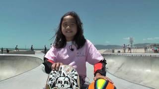 Asher Bradshaw & Kiko Francisco - Dogtown Skateboarders