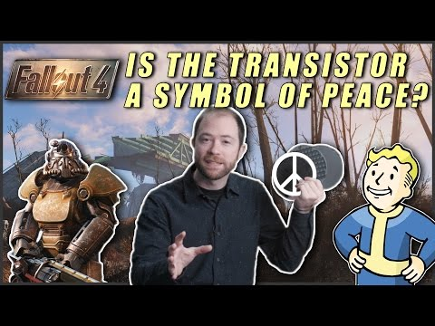 Fallout 4: Is the Transistor a Symbol of Peace? | Idea Channel | PBS Digital Studios