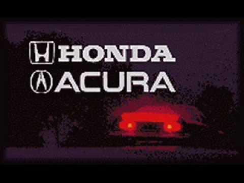 Gran Turismo 1 - Honda/Acura Simulation Tune