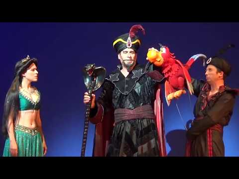 Video #29 of Aladdin A Musical Spectacular at Disney California Adventure  (10/12/14)