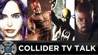 Collider TV Talk - Daredevil Showrunners Taking On The Defenders