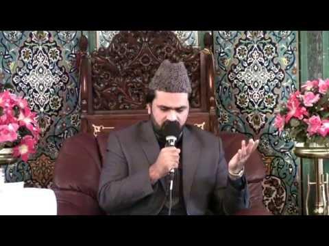Mehfil-e-Naat Syed Zabeeb Masood @ World Islamic Mission Oslo, Norway