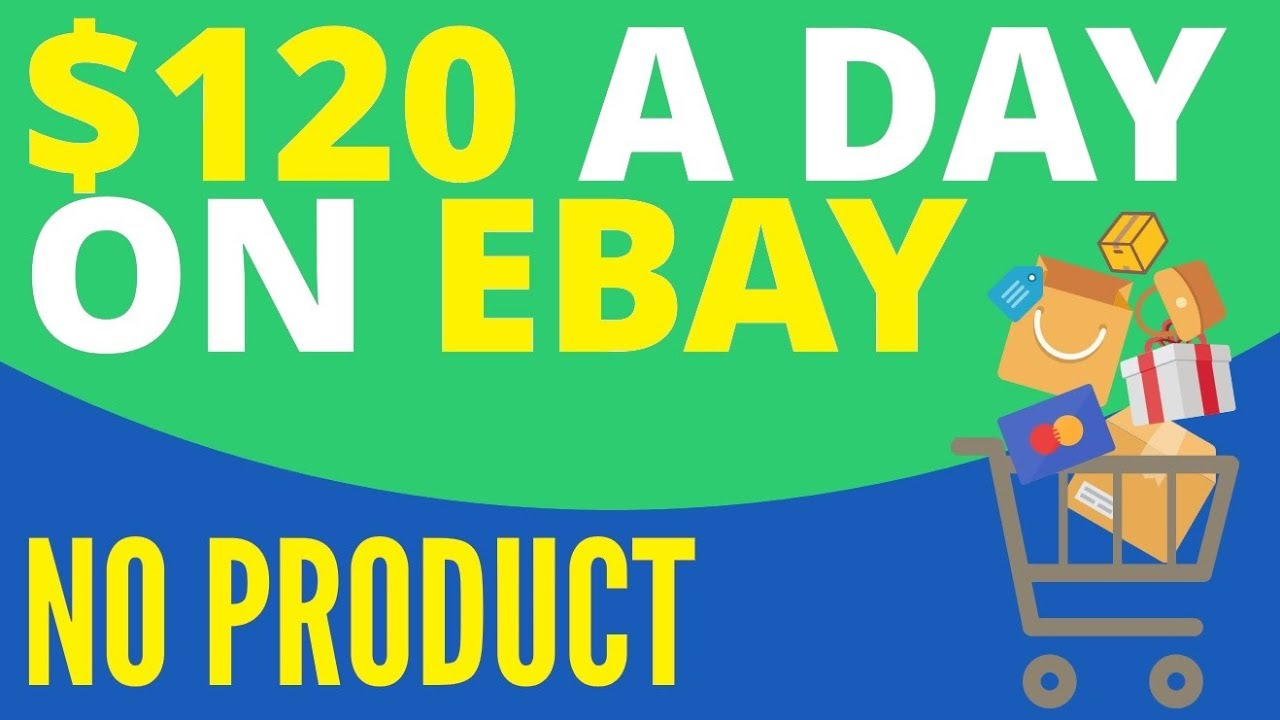 How To Make Money On Ebay With No Product Making Money On Ebay 2019 2020 Troy Humphrey