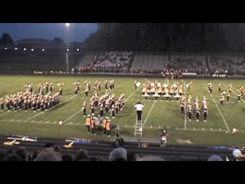 StowMunroe Falls Marching Band: Come On Feel the Noise