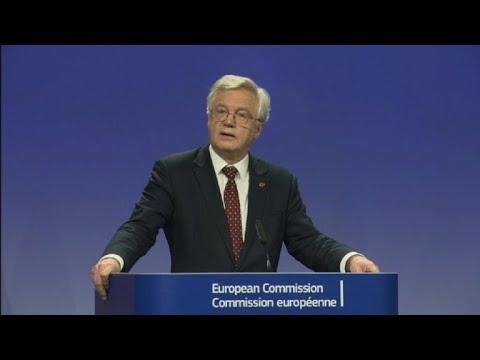 N. Ireland Brexit solution 'cannot create new border': Davis