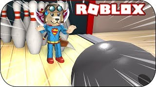 ROBLOX - But what happens in this bowling alley!?