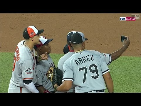 MLB Playback - All Star Game 2018 Homerun and Funny Compilation