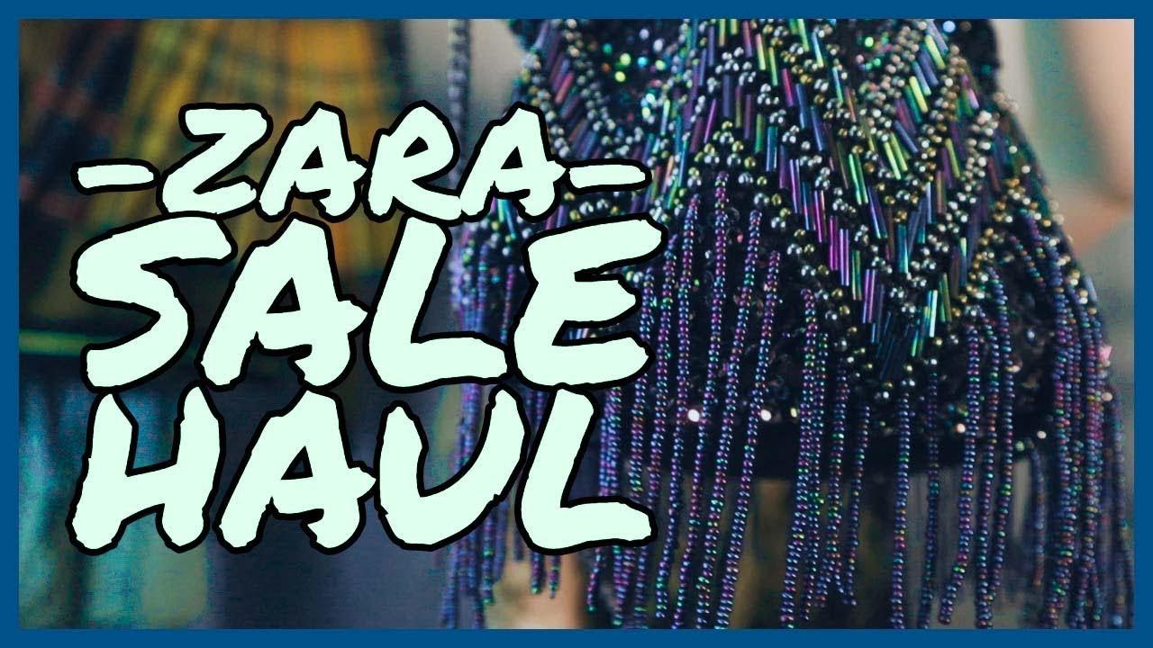 -ZARA WINTER SALE HAUL- Whoa this stuff is REALLY cute!!! || 2019 Keke Mae || 1