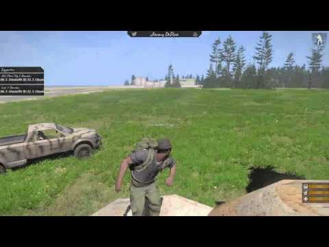 Getting my Australian Passport | Aussie Life | Altis.XYZ | RP | Arma 3 | Part 1