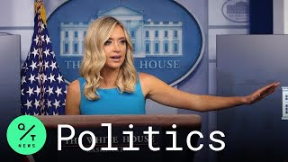 McEnany Says No Tear Gas, Rubber Bullets Were Used to Disperse White House Protesters