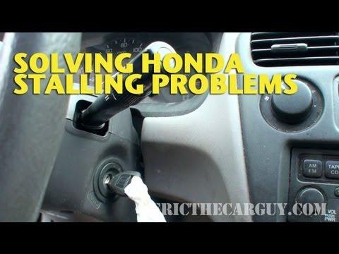 1996 Honda Accord Distributor Wiring Diagram Solving Honda Stalling Problems Ericthecarguy Youtube