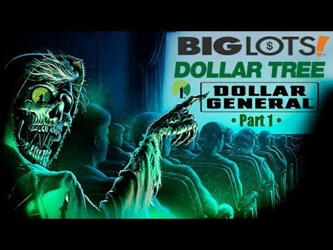 Dollar Store *💲* Movie Haul: Big Lots! Dollar Tree & Dollar General (Part 1)
