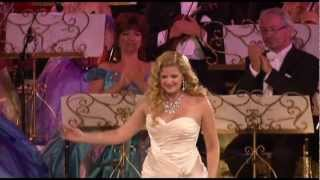In mir klingt ein Lied Andre Rieu and sung by Mirusia HD1080
