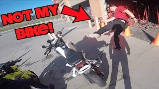 Well That Escalated Quickly! | I Got a Flat Tire! | Exploring Unknown Territory!