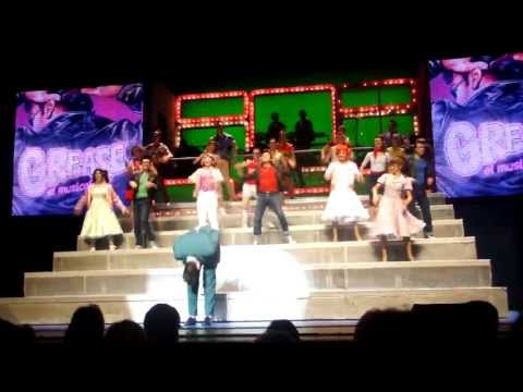 Grease. El Musical @ Baluarte, Pamplona (20 Abril 2013)