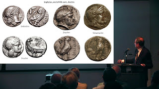Huntington Award: Dr. Michael Alram Money & Power in Ancient Bactria June 8, 2016