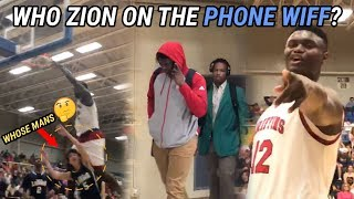 Zion Williamson DESTROYS A JELLY! CRUSHES DEFENDER'S DREAMS 😱