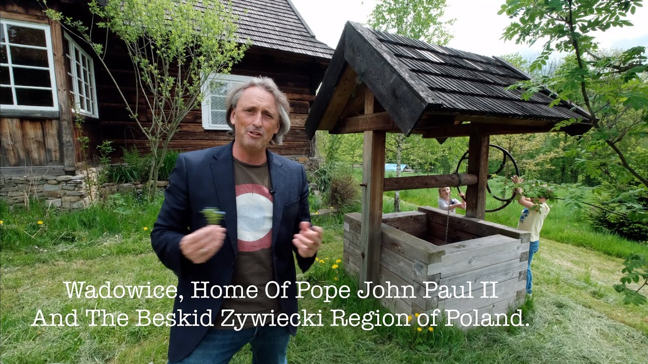 Wadowice, Home Of Pope John Paul II, And the Beskid Region of Poland.