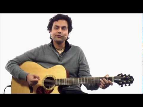 1-2-3 Songwriting - #8 Create an Intro - Guitar Lesson - Ravi