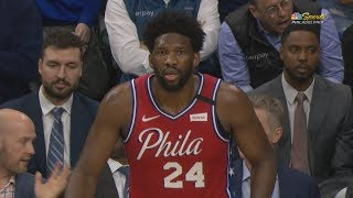 Embiid Wears #24 Score 24 Points For Kobe! 2019-20 NBA Season