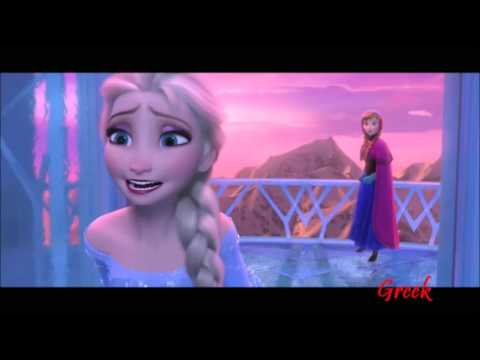 Frozen Multilanguage: Or The First Time In Forever