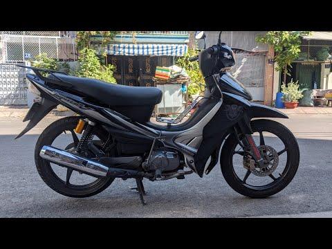 Yamaha Jupiter V Black Knight 2005 limited.