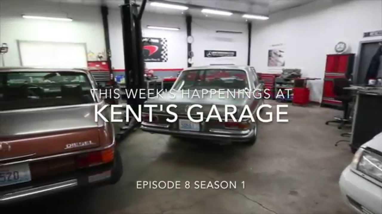 Kent 39 s garage episode 8 led interior glass polish ip for Garage ad agde