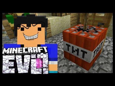 LOOK WHAT TAURTIS DID!! - Minecraft Evolution SMP - #17
