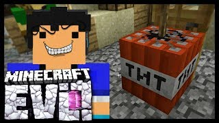 Video LOOK WHAT TAURTIS DID!! - Minecraft Evolution SMP - #17 download MP3, 3GP, MP4, WEBM, AVI, FLV Desember 2017