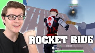 *NEW* ROCKET RIDE UPDATE IN STRUCID! (ROBLOX FORTNITE)