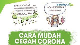 Serambinews.com - kasus virus corona covid-19 telah mewabah di berbagai belahan dunia. terbaru, indonesia mengonfirmasi dua infeksi ini ter...