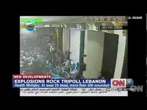 Beirut explosion: Large blast near port rocks Lebanese capital - CNN