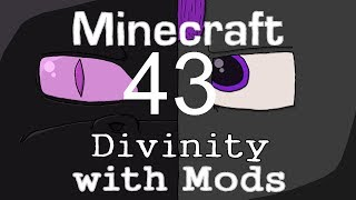 Minecraft: Divinity with Mods(43): Flight