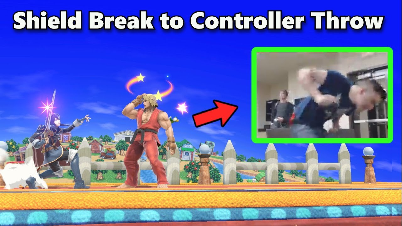 Saltiest Moments in Smash Ultimate #12