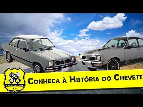 A Historia do Chevette