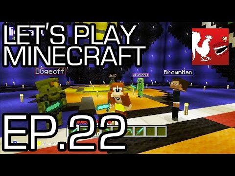 Let's Play Minecraft Episode 22 - Grifball