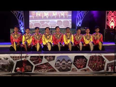 Rapai geleng Bujang Juara Manggeng  (ABDYA ) Live Taman Budaya Banda Aceh