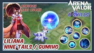 Liliana - Hero Gumiho Ekor 9 di AOV? - Arena of Valor (AOV)