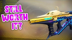 """Is """"The Recluse"""" Still Worth The Grind? - Destiny 2 Season of the Worthy"""