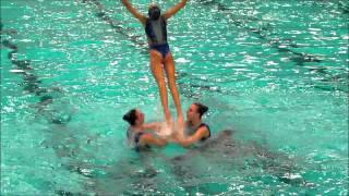 Синхронное плавание РТ
