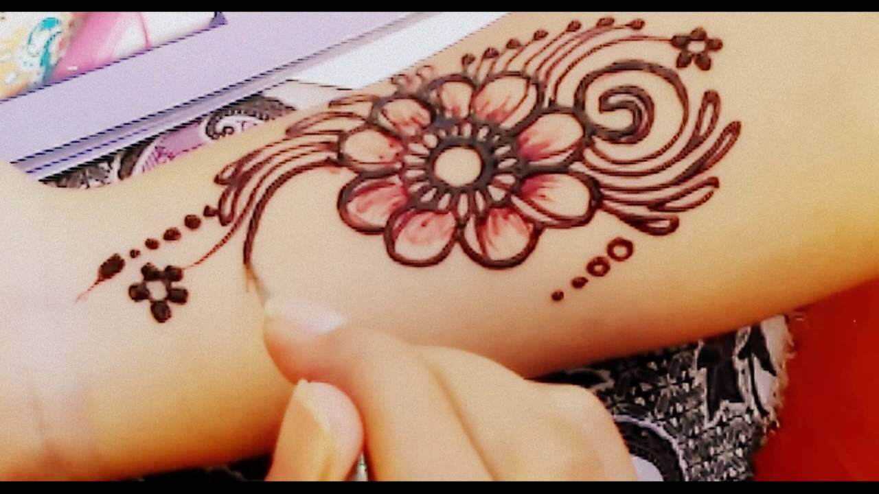 Ana Henna Sunday Morning Arms Henna Simple Fun Daily Mahendi Youtube