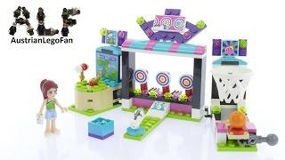 Lego Friends 41127 Amusement Park Arcade - Lego Speed Build Review