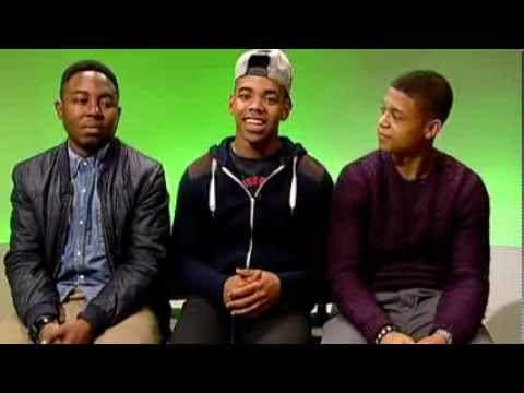 Mandem on the Wall: Exclusive Flavourmag video interview